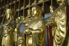 Figures mythiques chinoises Image libre de droits