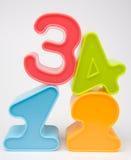 Figures plastic Stock Photography