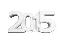 Figures 2015 Stock Image