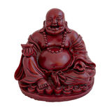 Figurilla de Buda Imágenes de archivo libres de regalías