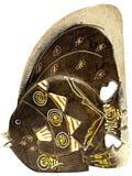 Figurilla de madera de los pescados Fotos de archivo