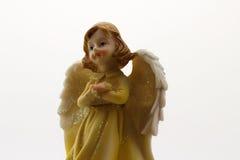 Figurilla de un ángel Fotos de archivo libres de regalías