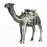 Figurina del cammello del dromedario Fotografia Stock