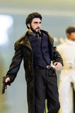 Figurina di Carlito Brigante Fotografie Stock