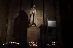 Figurina di Gesù fotografie stock libere da diritti
