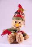 Figurina di Natale Fotografia Stock