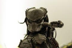 Figurina predatore del carattere Fotografia Stock