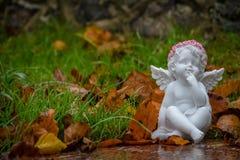 figurine ангела немногая Стоковое Изображение