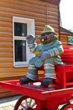 Figurine бобра ` s пожарного Стоковое Изображение RF