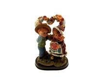 figurine детей стоковое изображение