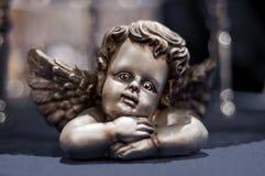 figurine одно рождества ангела Стоковые Фото