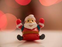 Figurine Санта Клауса Стоковая Фотография