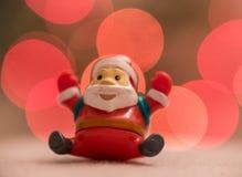 Figurine Санта Клауса Стоковое Фото