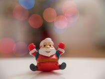 Figurine Санта Клауса Стоковая Фотография RF