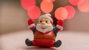 Figurine Санта Клауса Стоковое Изображение