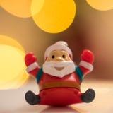 Figurine Санта Клауса Стоковые Фото