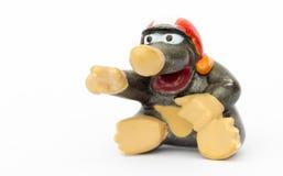 Figurine смешного животного Стоковая Фотография