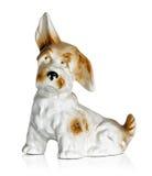 figurine собаки Стоковая Фотография