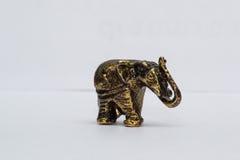 Figurine слона Стоковые Изображения RF