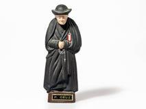 Figurine bénie de Cruz de père photos libres de droits