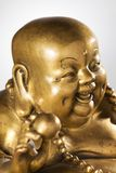 Figurine Cheerful Hotei Stock Photos