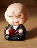 Figurine da argila Imagem de Stock Royalty Free