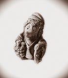 Figurine de hérisson Image libre de droits