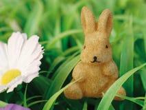 Figurine de lapin Images libres de droits