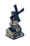Figurine de moulin à vent Photo libre de droits