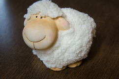 figurine de moutons photo stock
