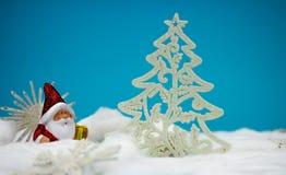 Figurine de Santa Claus Photographie stock