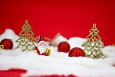 Figurine de Santa Claus Photos libres de droits