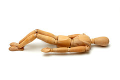 Figurine - descanso fotografia de stock royalty free