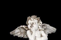 Figurine do Cherub imagem de stock royalty free