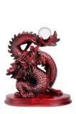Figurine do dragão foto de stock
