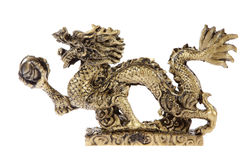 Figurine of a dragon, souvenir Royalty Free Stock Photo