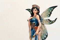Figurine fairy эльфа Стоковая Фотография