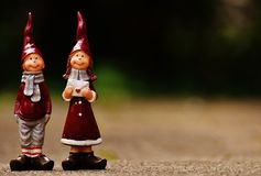 Figurine, Garden Gnome, Lawn Ornament, Tradition Royalty Free Stock Photos