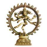 Figurine of Hindu God Shiva Stock Images