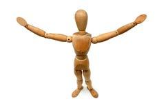 Figurine - Hug bem-vindo fotos de stock