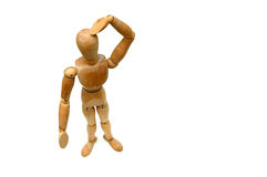 figurine i где Стоковая Фотография RF