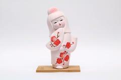 Figurine japonaise Photos stock