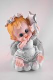 Figurine little angel Stock Images