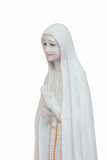 Figurine of Mother Mary Stock Photo