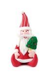 figurine santa claus Стоковые Изображения RF