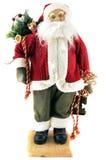 figurine Santa de Claus Image libre de droits