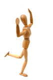 Figurine - Winner Royalty Free Stock Photo