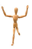 Figurine - Winner Celebration from Front Stock Photo