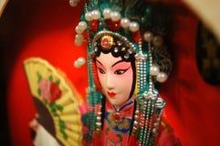 figurines глины фарфора Стоковая Фотография RF