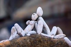Figurines камня Стоковые Изображения